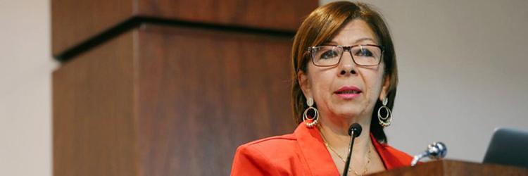 Mensaje de Patricia Bonilla, la nueva Presidente de la ALCP